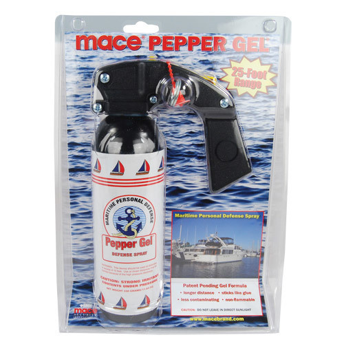 10% Mace Pepper Gel Maritime Spray