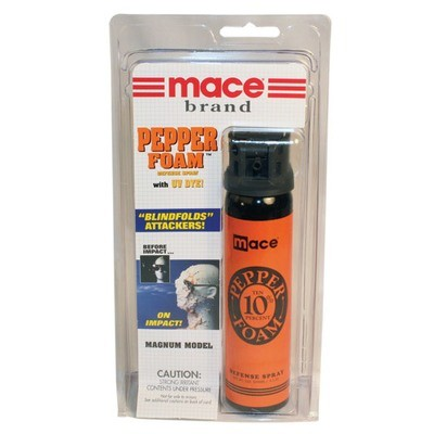 Mace® Pepper Foam MAGNUM MODEL