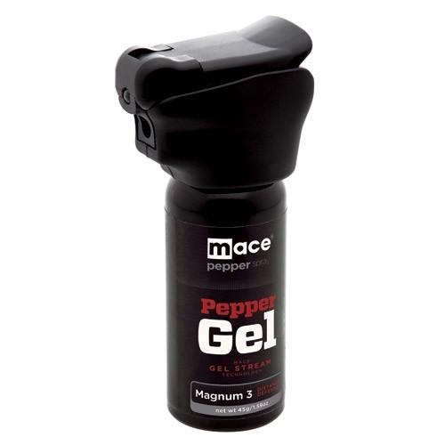 Mace Pepper Spray Night Defender MK-III Light
