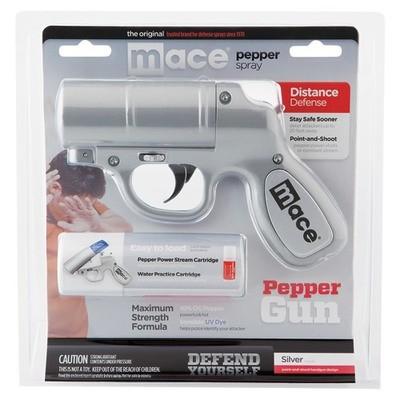 Silver Mace® Pepper Gun