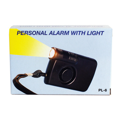 130db Alarm with Light