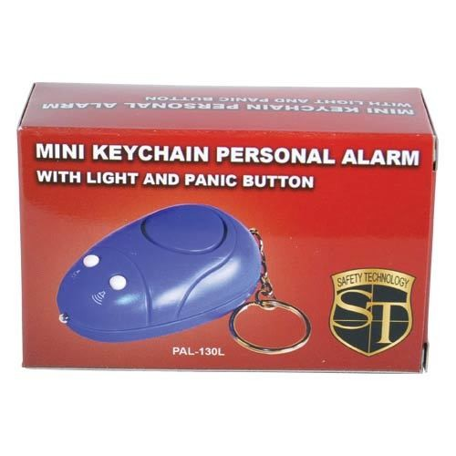 Keychain Alarm with Light