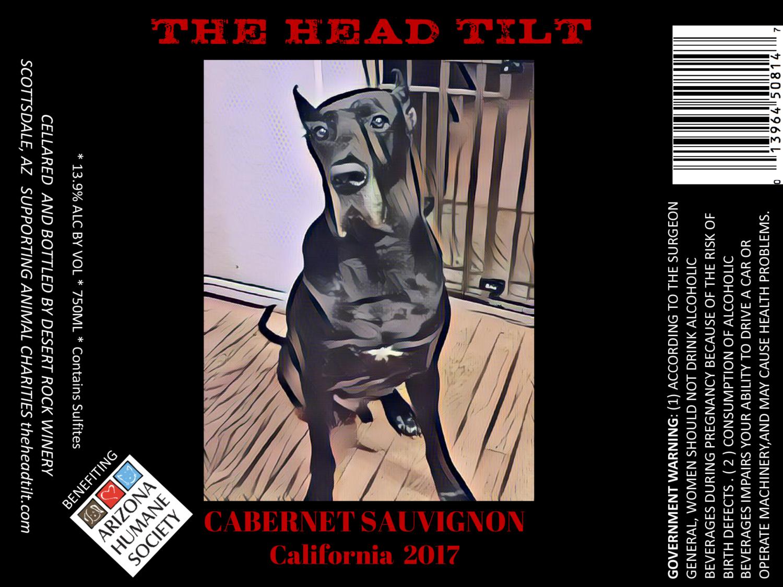 The Head Tilt Cabernet Sauvignon, California