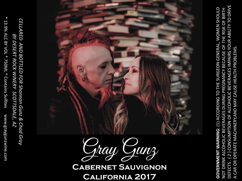 Gray Gunz Cabernet Sauvignon Case Special with Free Shipping PRE SALE