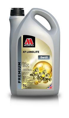 Millers Oils XF Longlife 0w40