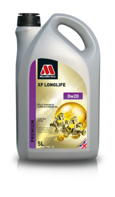 Millers Oils XF Longlife 0w20