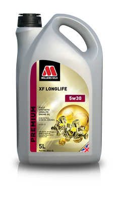 Millers Oils XF Longlife 5w30