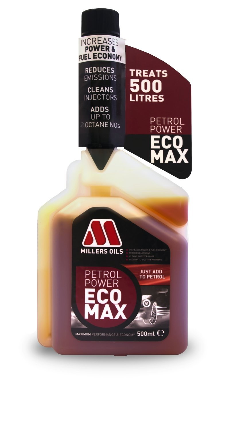 Millers Oils Petrol Power ECOMAX multi-dose