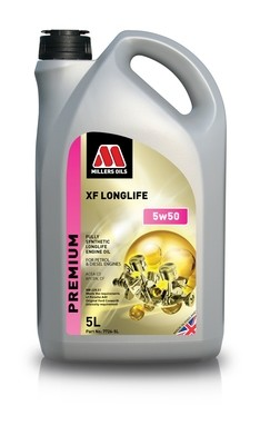 Millers Oils XF Longlife 5w50