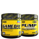 MAN Sports Pump City Stack Game Day & Pump Powder