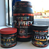 Blackstone Labs 3-WHEY Threesome Stack