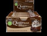 Quest Nutrition Mocha Chocolate Chip 12/Box