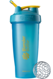 Blender Bottle 28 oz Color of the Month Malibu July