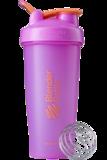 Blender Bottle 28 oz Color of the Month Flamingo August