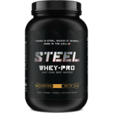 Steel Supplements Whey Pro 3 lb