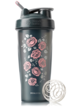 Blender Bottle 28 oz Color of the Month Roses February