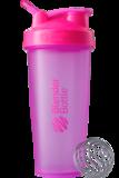 Blender Bottle 28 oz Color of the Month Hyper Pink April