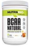 NutraBio Naturals BCAA Powder