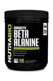 NutraBio Beta Alanine Powder 360 Grams