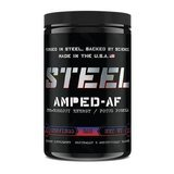 Steel Supplements Amped AF Preworkout