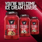 BSN Syntha-6 Cold Stone Creamery Series 1 lb