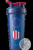 Blender Bottle 28 oz Color of the Month Freedom July