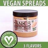 Hank's Protein Plus Vegan Spreads