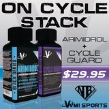 VMI Sports On Cycle Stack Arimidrol + Cycle Guard
