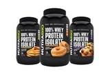 NutraBio Whey Protein Isolate Breakfast Bundle