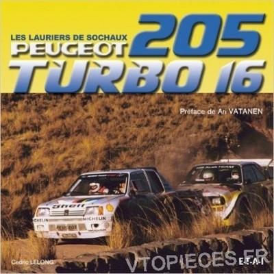 Peugeot 205 T-16 Lauriers de Sochaux