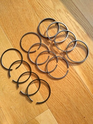 4 Sets of Standard Piston Rings 1.6