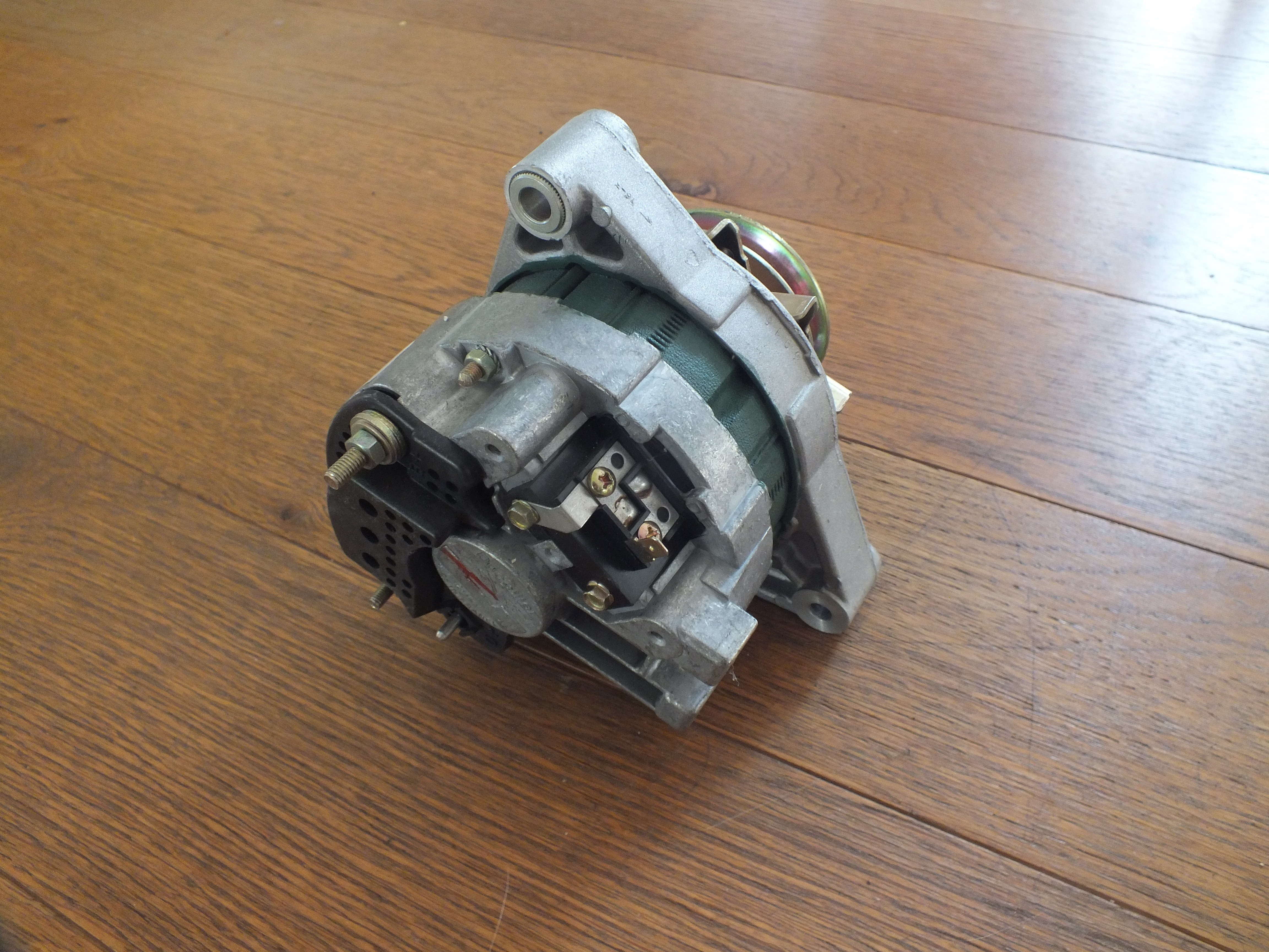 Alternator for Bagheera with external regulator 08305