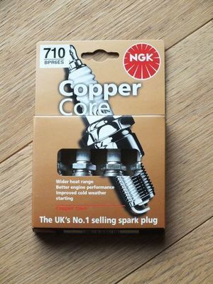 NGK Spark Plugs 1.4, 1.6, 2.2  Set of 4