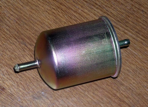 Fuel Filter - All Metal Casing VFF209