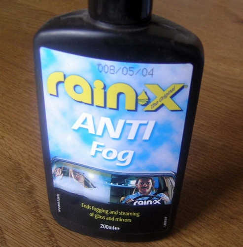 Rain-X Anti-Fog 200ml SKU16401
