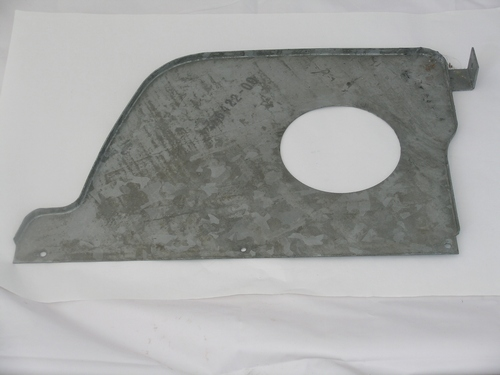 Brake Ventilation Panel Ft Wheel Arch Driver 306423