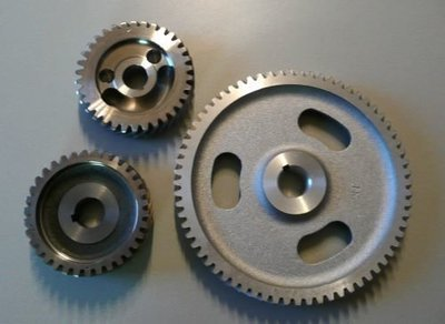 M530 3 Part Timing and Balance Gear Set
