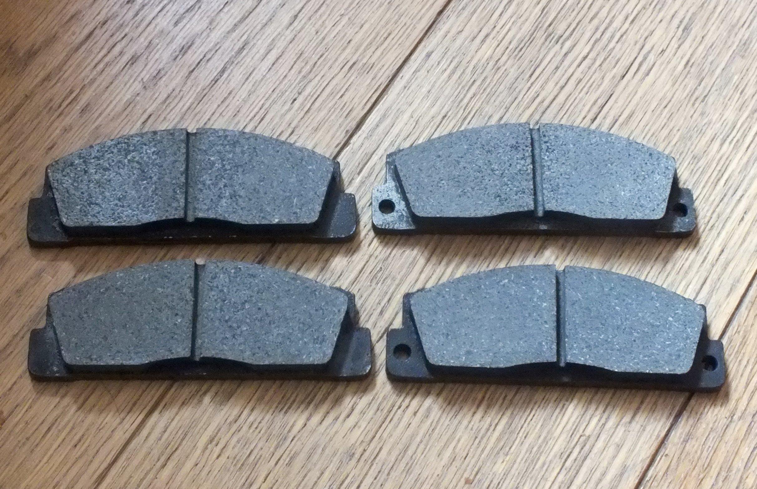 M530 Front Brake Pads 24161