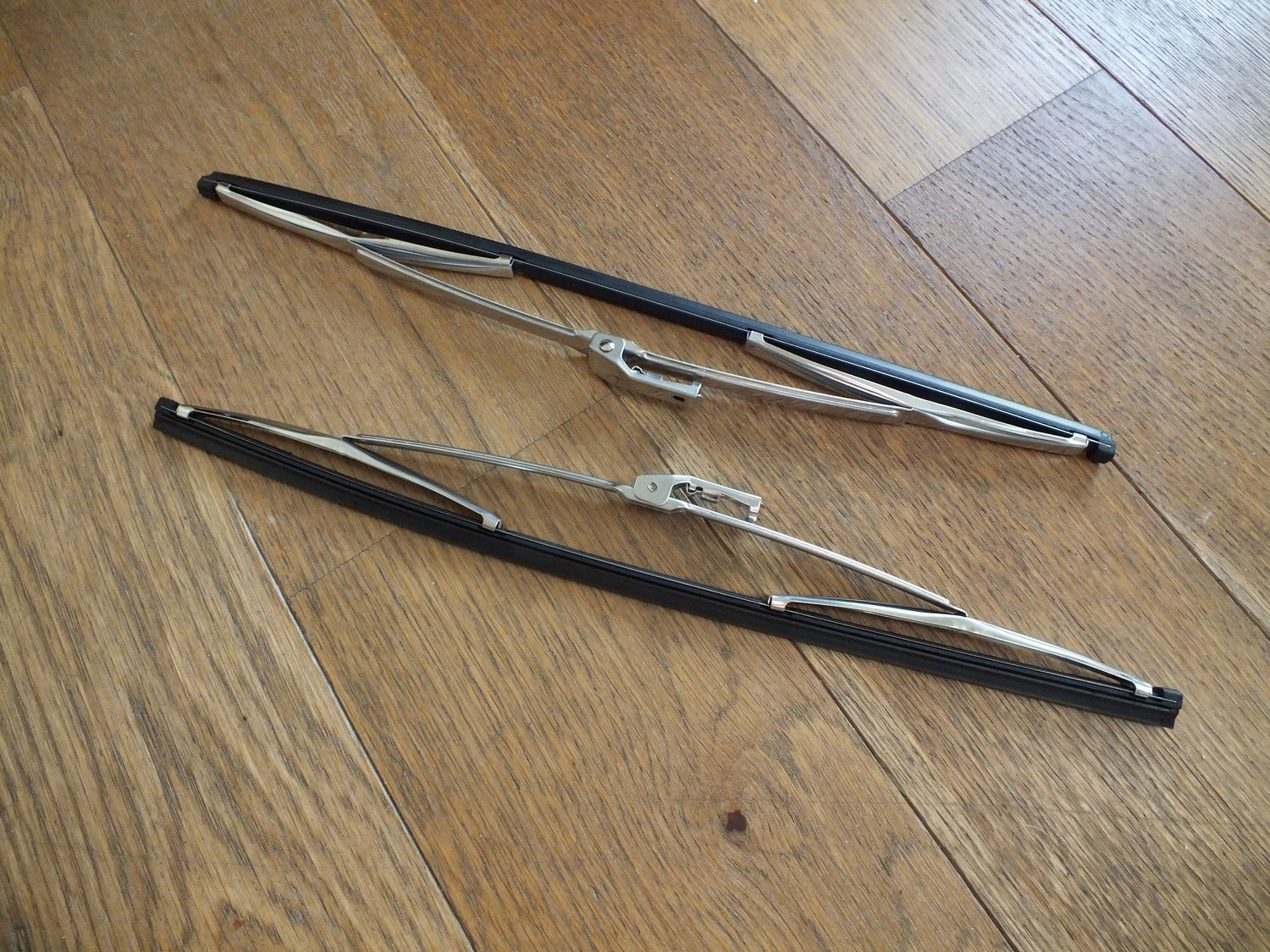 Stainless steel wipers M530