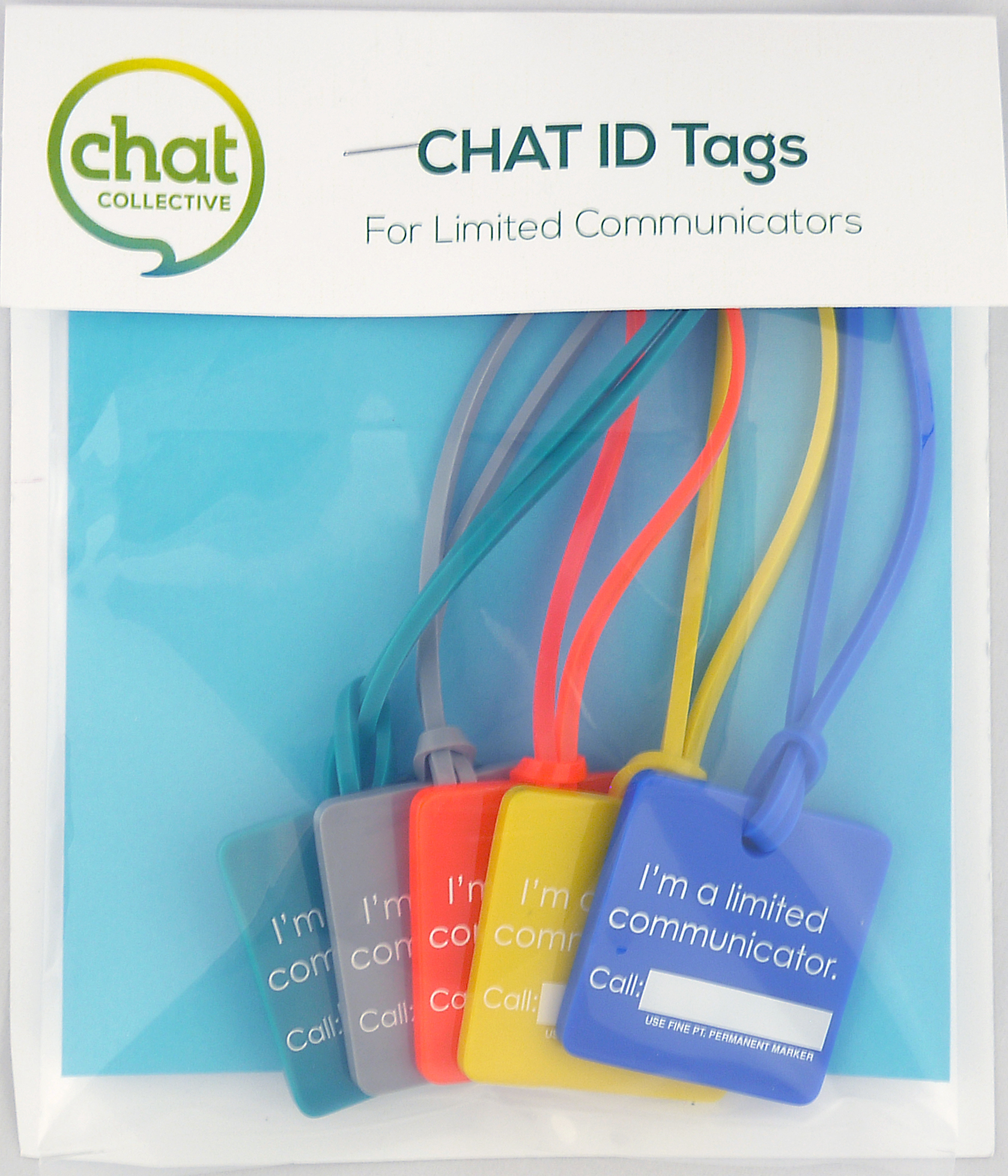 Chat ID Tags - limited communicator