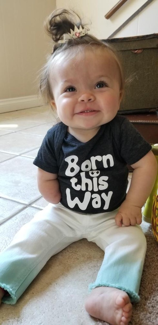 *NEW* Born This Way Onesie & Kids Tee BTW-100