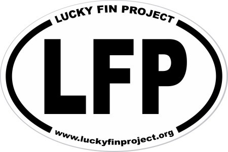 LFP 4 x 6 inch Oval Bumper Sticker LFP-Bumper