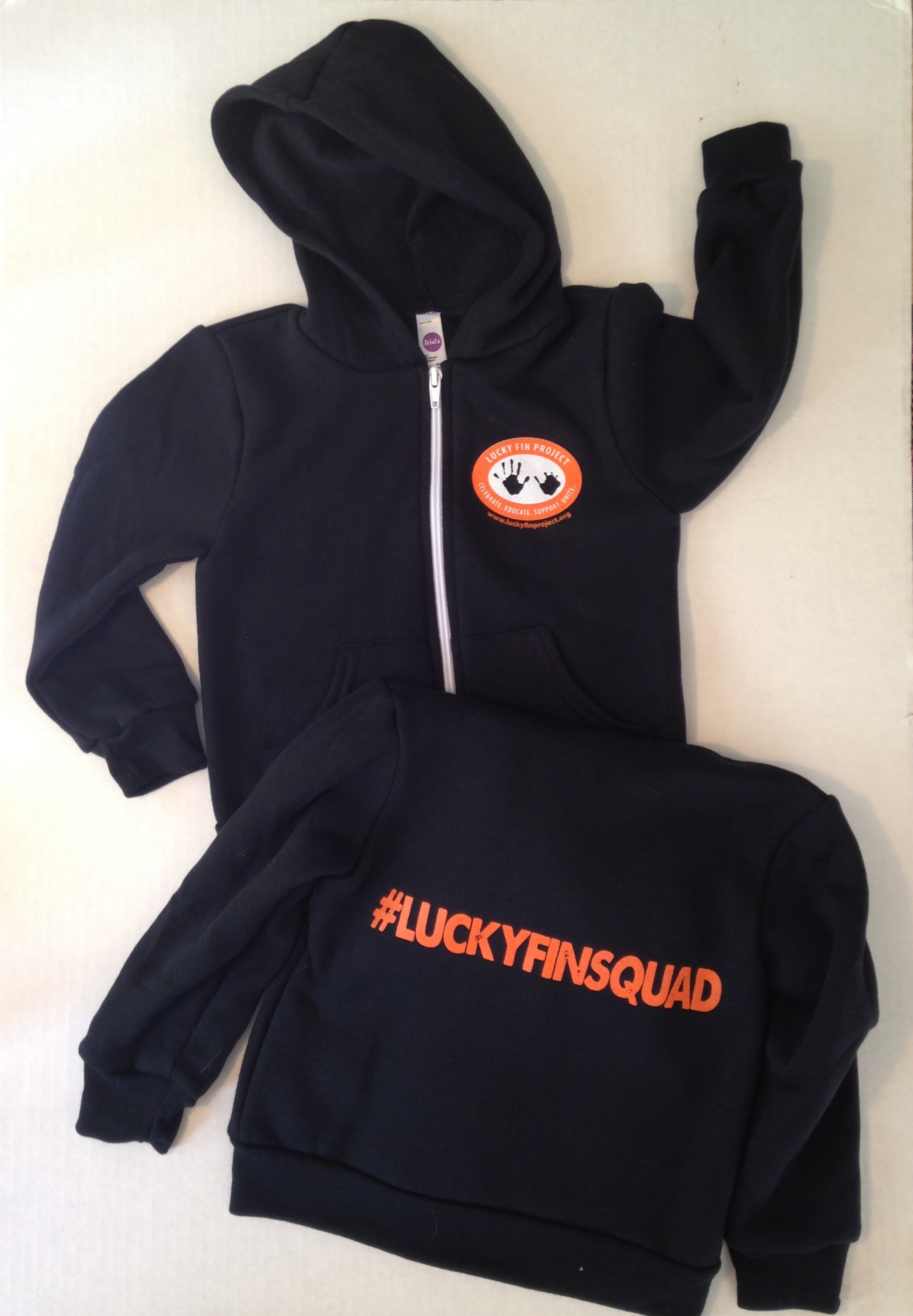 Youth Lucky Fin Squad Hoodie LFSYOUTH-Hoodie