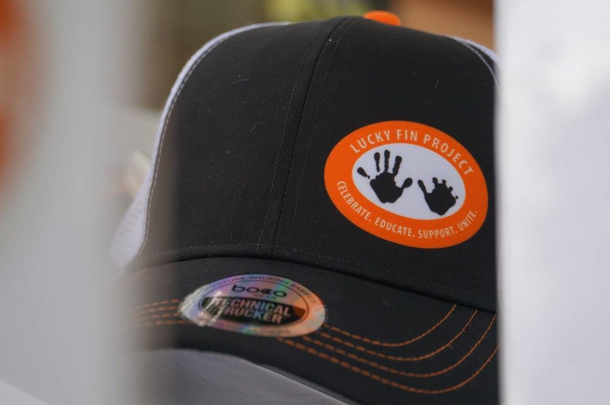 *NEW* YOUTH BOCO Gear Lucky Fin Project TECHNICAL TRUCKER®