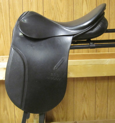 "STUBBEN 18"" Tristan D Dressage Saddle"
