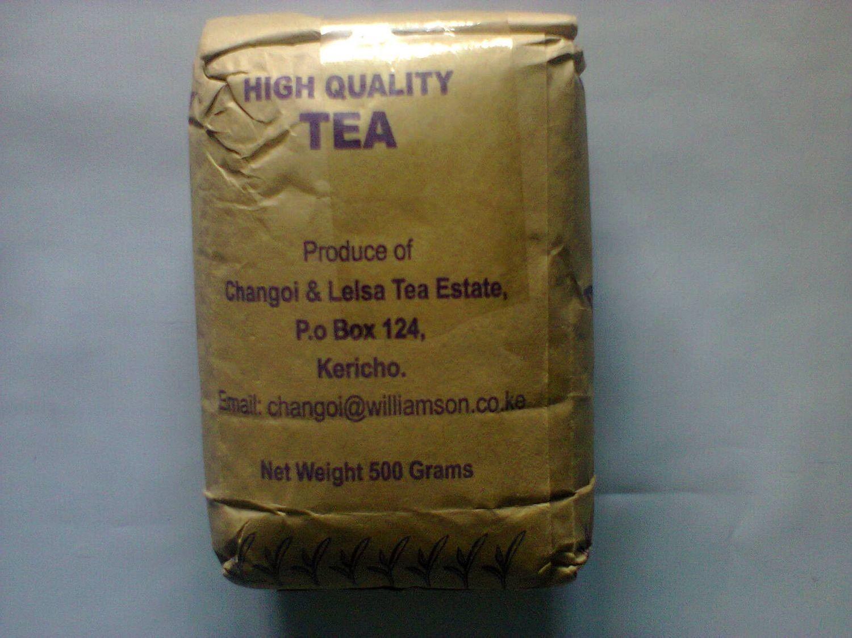 WILLIAMSON TEA LEAVES from Kenya-500GMS