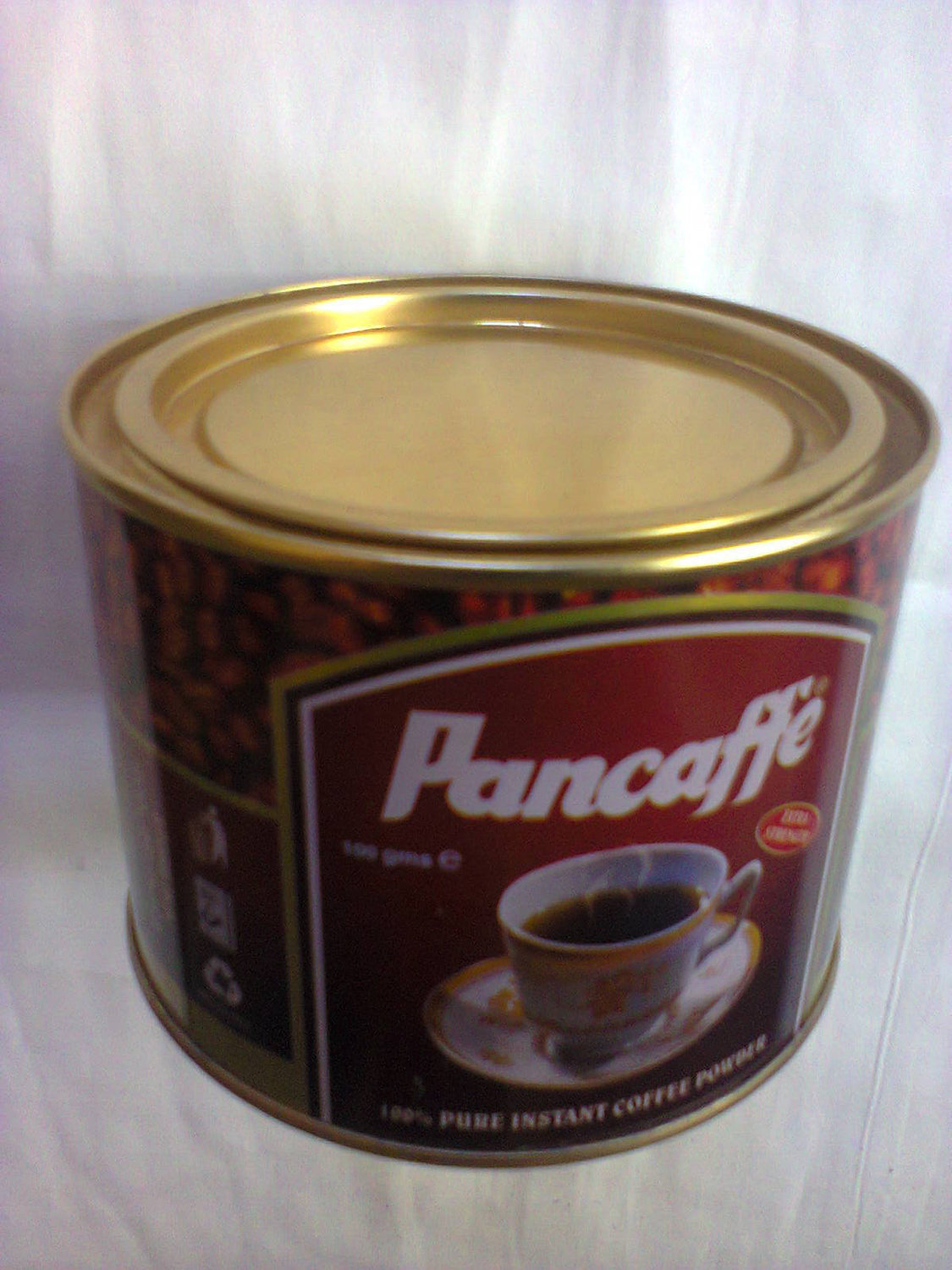 Pancaffe instant coffee from Kenya-100GMS