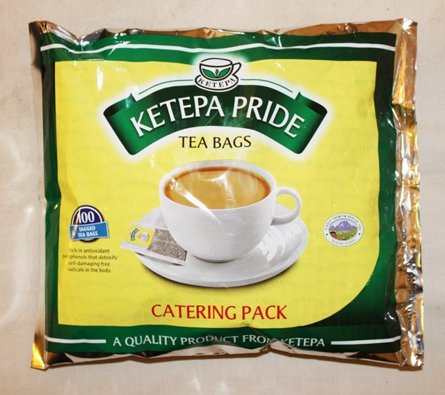Ketepa pride catering pack tea bags-100TBS