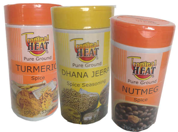 Tropical heat ground spices from Kenya-100Gms