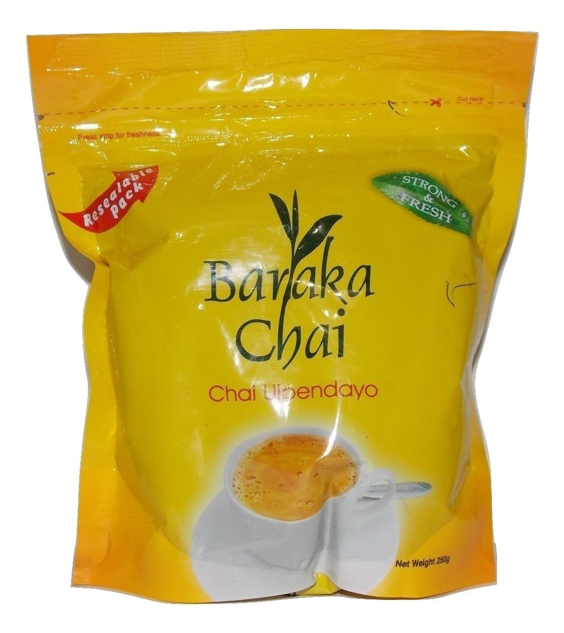 Baraka chai tea leaves from Kenya-500GMS